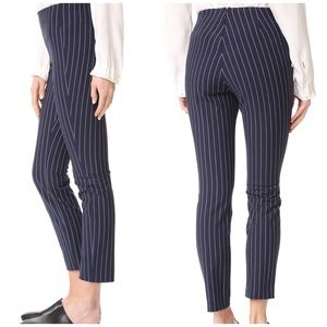 Rag & Bone blue and white Simone Pinstripe Pants 2